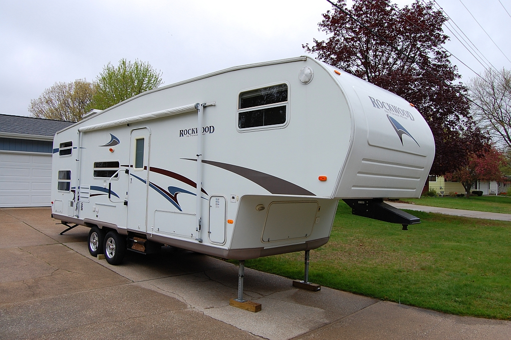 Our First RV : Our first RV - a 2005 Rockwood 30' Fifth Wheel